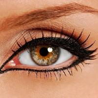 как накрасить стрелки на глазах