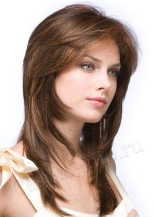 Как подстричь длинные волосы