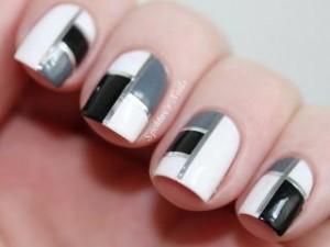 как правильно сделать квадратные ногти