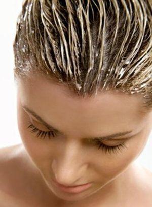 Масло для сухой кожи головы
