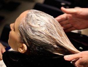 Маска для сухой кожи головы