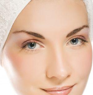 как добиться гладкой кожи лица