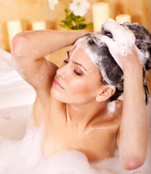Шампунь, стимулирующий рост волос
